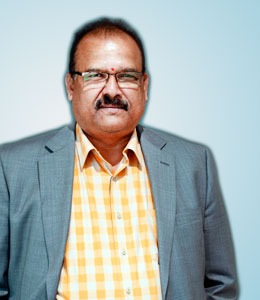 Mr. Venkateswara Rao  Accounts and Office Manager